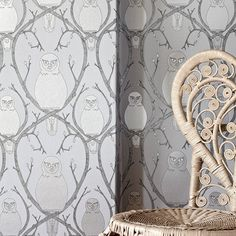 abigail edwards owl wallpaper.   www.astralriles.com #ReDesign #ReInvent #ReLive