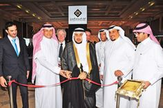 The Saudi Investment Bank World Luxury Expo - Jeddah was officially inaugurated by Mr. Mazen Batterjee, Vice President of Jeddah Chamber of Commerce & Industry. Jeddah, Chamber Of Commerce, Vice President, Investing, Luxury, World, The World