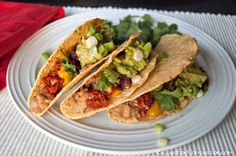 Tempeh Tacos by Recipes for Compassion blog