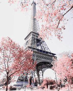 Eiffel, Paris, photo by