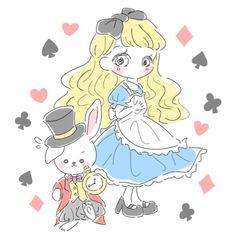 数十万個の投稿スタンプを掲載中 Arte Disney, Disney Art, Cosplay Tumblr, Kawaii Chan, Cute Couple Art, Cute Kawaii Drawings, Disney Fantasy, Drawing Poses, Cute Characters