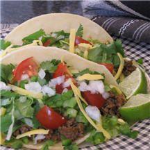 Best Beef Tacos.