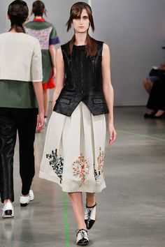 Creatures of the Wind Spring 2013 Ready-to-Wear Collection Slideshow on Style.com