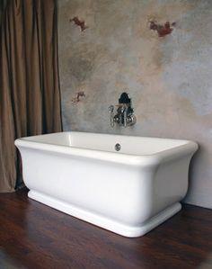 Roman Tub - traditional - bathtubs - nashville - by The Bath Works, Inc.