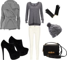 """""""less is more"""" by valentinajoanna ❤ liked on Polyvore"""