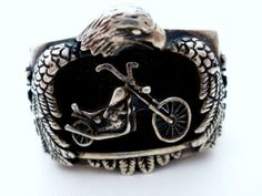 Harley Davidson Rings On Pinterest Harley Davidson