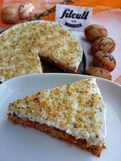 Healthy Deserts, Healthy Cake, Healthy Sweets, Perfect Cheesecake Recipe, Cheesecake Recipes, Gaps Diet Recipes, Low Carb Recipes, Sweet Desserts, Sweet Recipes