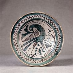 it search_detect. Pottery Painting Designs, Paint Designs, Persian Pattern, Italian Tiles, Islamic Paintings, Ceramic Birds, Bird Design, Surface Pattern Design, Byzantine