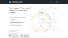 Game: The Largest Collection of Interactive Geometric Puzzles