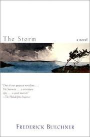 buechner the storm - Google Search