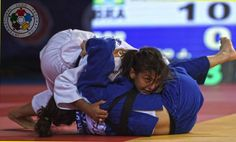Sarah Menezes conquista medalha de bronze no Grand Prix de Samsun