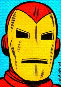 Super Heroes~Iron Man