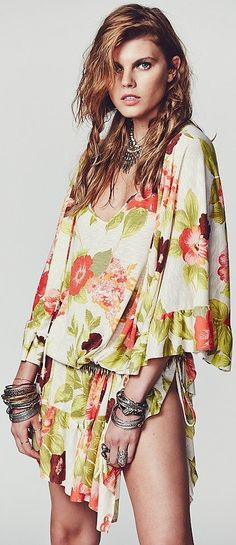 Free People ~ Posey Party Dress
