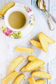 Anise Biscotti | Deliciously Declassified