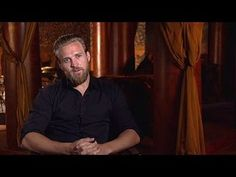 Tobias Santelmann, The Last Kingdom Series, Walk The Earth, Lost Soul, Hot Men, Over The Years, Celtic, Interview, Celebrities