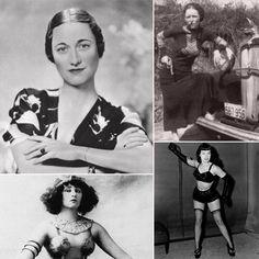 Scandalous Women in History