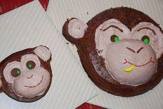 Monkey Cake-Betty Crocker