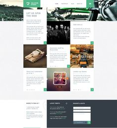 Valleson Website Layout Design Inspiration