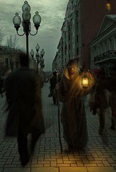 Walking through Time...~TKK~