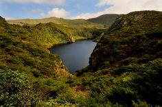 SIARAM :: Paisagem da Ilha das Flores, Azores, Portugal