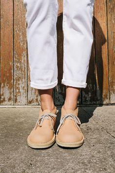 De 40 beste afbeeldingen van Clarks desert boots | schoenen