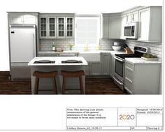 final kitchen rendering