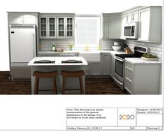 Elements of Style Blog | LINDSEY'S KITCHEN: THE FINAL REVEAL! | http://www.elementsofstyleblog.com