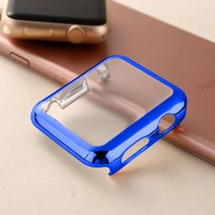 Ultra-thin Metal Plated Watch Case For Apple Watch Series Apple Watch Series 1, Watch Case, Mobiles, Computers, Bluetooth, Plating, Headphones, Xmas, Shopping