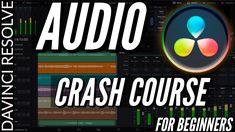 DaVinci Resolve 16 AUDIO CRASH COURSE