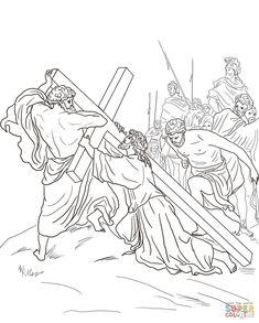 die 108 besten bilder von kreuzweg | kreuzweg, kreuze und jesus bilder