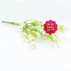 50 mosquitinhos artificiais p flores flor artificial arranjo