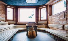 Bio Sauna, Wellness, Patio, Outdoor Decor, Home Decor, Cave, Steam Bath, Decoration Home, Room Decor