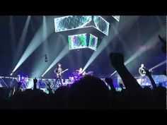"Muse performing ""Knights of Cydonia"" at Joe Louis Arena, Detroit, MI, March 2, 2013. God this was good."