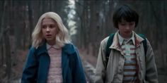 Eleven and mike stranger things em 2019 сериалы e модели. Stranger Things Season, Stranger Things Netflix, Duffer Brothers, Should I Stay, Stranger Things Aesthetic, Don T Lie, Sabrina Spellman, Photoshop, Character Aesthetic