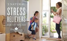 3 Natural Stress Relievers For On The Go   Young Living Canada Blog