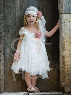 Βαπτιστικό Φόρεμα Zaclin.
