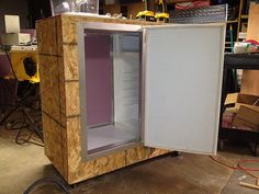 4.6 cu ft Fridge to 10.1 cu ft Fermentation Chamber Conversion - Page 6 - Home Brew Forums