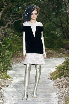 Chanel: Semana de la Alta Costura de París Primavera/Verano 2013