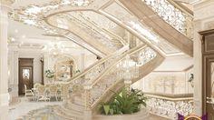 Luxury villa Dubai