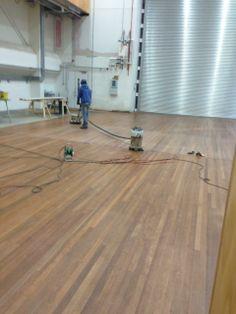 Floor restoration can transform dirty and worn floors into sleek modern surfaces. Wood Floor Restoration, Hardwood Floors, Flooring, Dining Table, Canning, Modern, Home Decor, Wood Floor Tiles, Wood Flooring