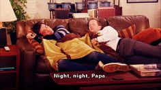 bahahaha drunk ted and drunk barney :)