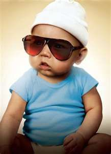 baby hangover costume - totally should have done this for Isaac's first halloween.