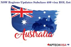 The regional areas of New South Wales has updates their Australia Subclass 489 visa regional occupational list.Check for which region your occupation is in Demand. New South, South Wales, Regional, Flag, Australia, Check, Science, Australia Beach