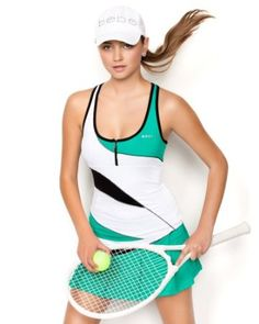 new concept 30879 adc2f love the tennis outfit!! just the top works fine for working out too! Tennis  SkirtsTennis DressTennis OutfitsTennis ClothesSport ...