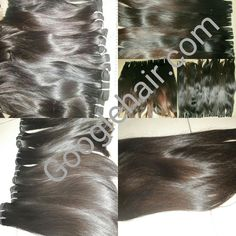 HAIR EXTENSIONS FOR THIN HAIR-100% human hair high quality with natural color - Googlehair