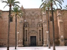catedral de almeria portada principal - Buscar con Google