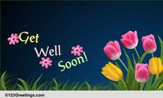Free Online Greeting Cards, Ecards, Animated Cards, Postcards, Funny Cards From 123Greetings.com Get Well Card Messages, Get Well Cards, Funny Cards, Cute Cards, Words Of Strength, Get Well Wishes, Sympathy Cards, Greeting Cards, Recovery Quotes
