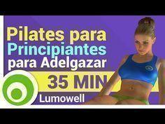 Pilates: Rutina de 60 Minutos para #adelgazar y Tonificar en Casa. - YouTube #pilatesrutina #pilatesparaadelgazar #PilatesenCasa
