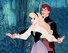 Aurora and Phillip | Sleeping Beauty