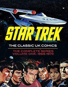 Star Trek: The Classic UK Comics Volume 1 by Rich Handley https://www.amazon.co.uk/dp/1631405128/ref=cm_sw_r_pi_dp_U_x_I75EAbQ2XYB14